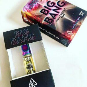 Big bang carts | Buy cheap big bang carts thc| labtested 5